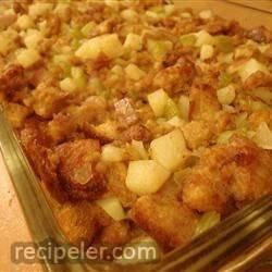 Potato Sausage Stuffing