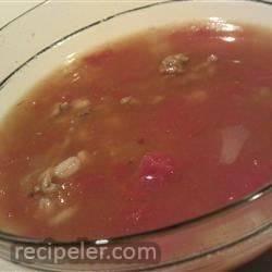 Potpourri Soup