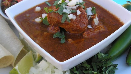 pozole in a slow cooker