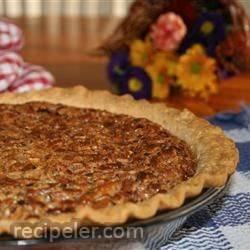 Priceless Pecan Pie