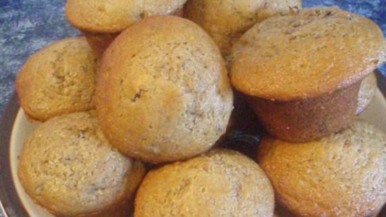 prune breakfast muffins