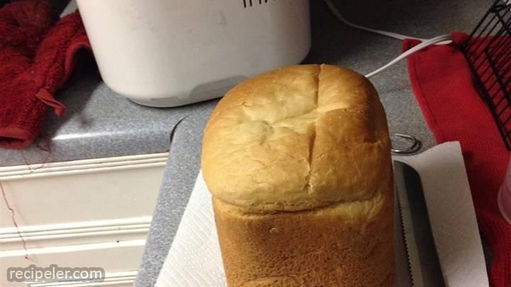 Pseudo Sourdough For The Bread Machine