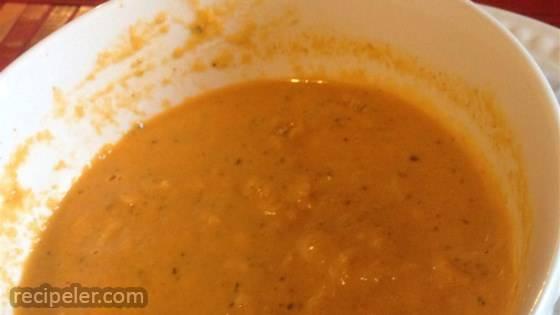 Pumpkin Flower Soup (Sopa de Flor de Calabaza)
