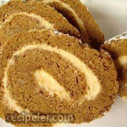 pumpkin roll supreme