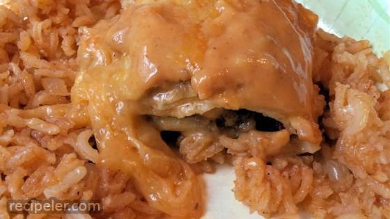 Quick and Easy 4-ngredient Enchiladas