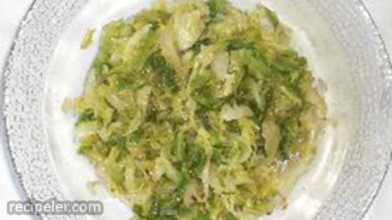 Quick and Easy Pointed Cabbage