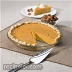 Quick and Easy Sweet Potato Pie