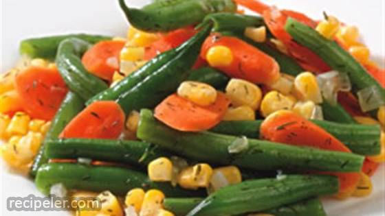 Quick Vegetable Saute