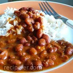Rajma (Kidney Bean Curry)