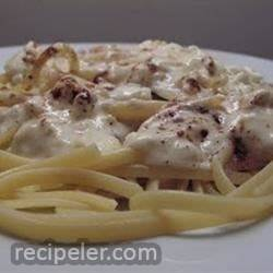 Really Creamy Fettuccine Alfredo