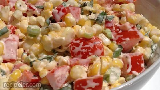 Refreshing Corn Salad