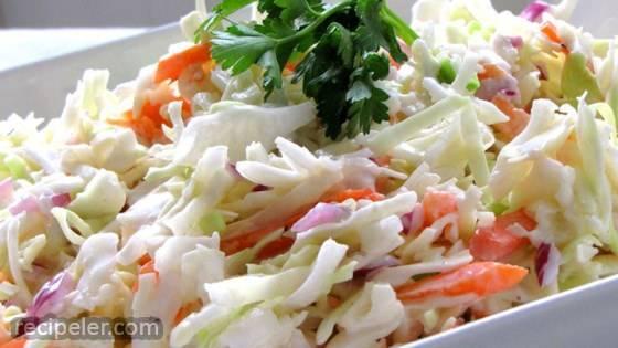 Restaurant-Style Coleslaw
