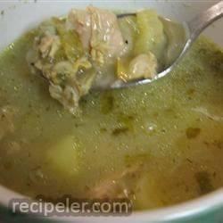 rhode sland clam chowder