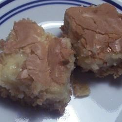 rich and creamy cheesecake squares