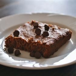 rich peanut butter brownies