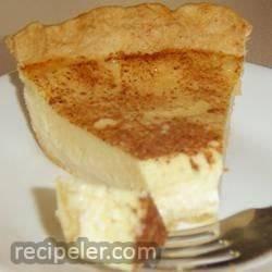 Ricotta Cheese Pie