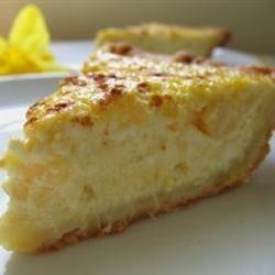 ricotta pie (old talian recipe)