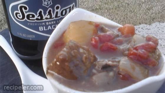 rish Canadian Beef Stew