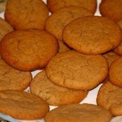 rish ginger snaps