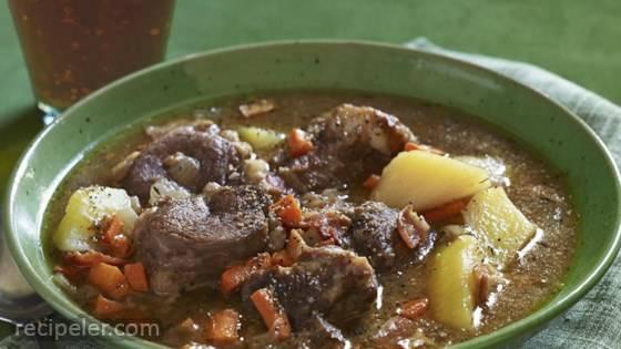rish lamb stew