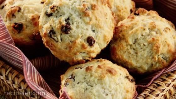 rish Soda Bread Muffins
