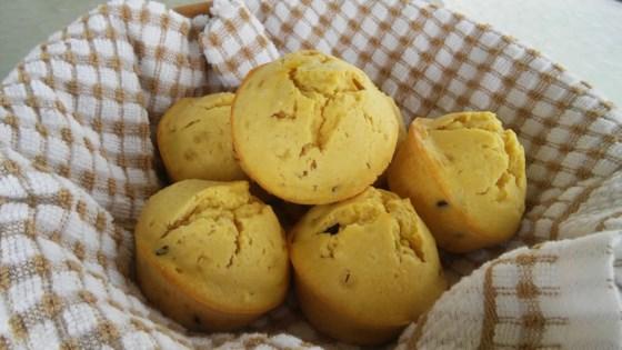 Rish Whiskey Muffins