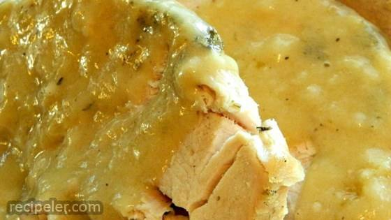 Roasted Turkey Breast With Herbs