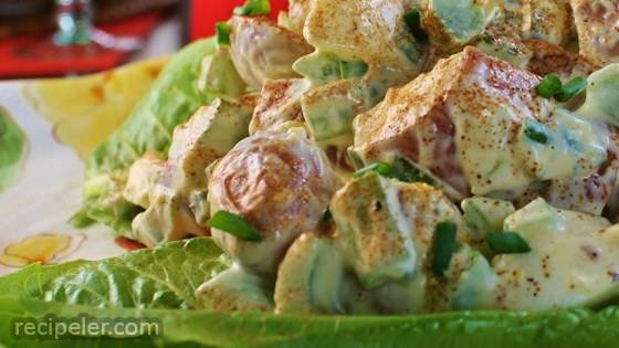 Rockin Robin's Classic Potato Salad