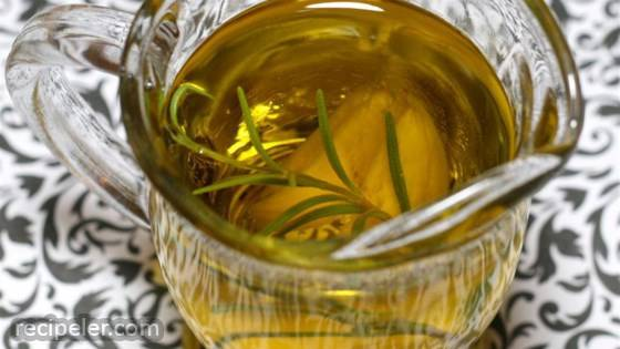 Rosemary Garlic nfused Olive Oil