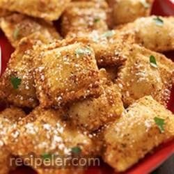 RTZ Fried Ravioli