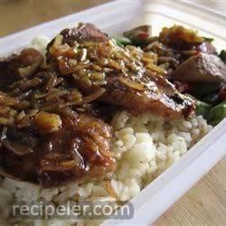 Rubbed Down Pork Chops