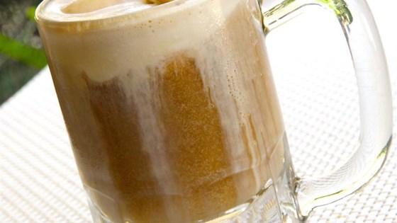 rum-beer float
