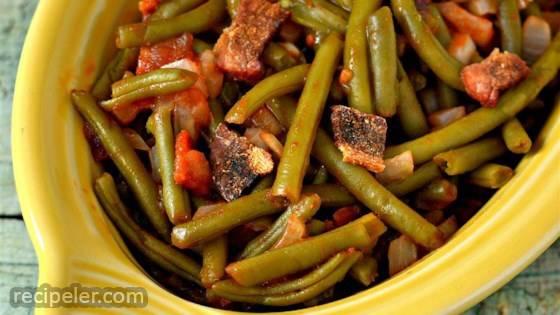 Ruth Cullen's Green Bean Bake