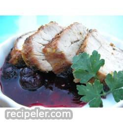 Sac Valley Grilled Pork Tenderloin