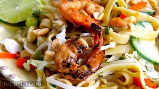 Saigon Noodle Salad