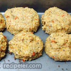 Salmon and Shrimp Cakes from Chef Bubba