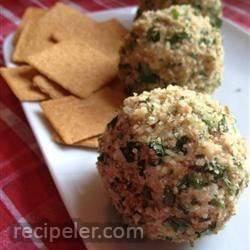 Salmon Cheese Ball