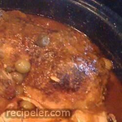 Salvadorian Roasted Turkey