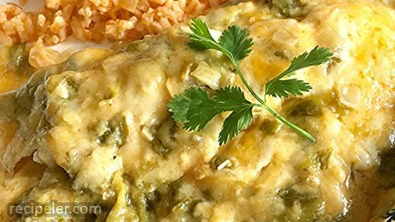 Santa Fe Hatch Chile Green Sauce