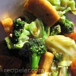 Sarah's Easy Vegetable Stir-Fry