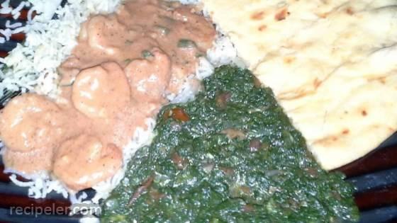 Sarson Ka Saag (ndian Mustard Greens)