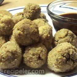 Sausage Sauerkraut Balls