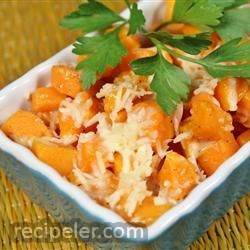 Savory Roasted Butternut Squash