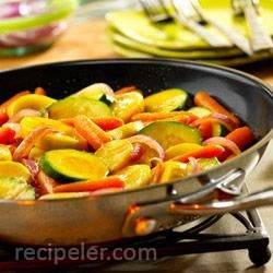 Savory Vegetable Stir-Fry