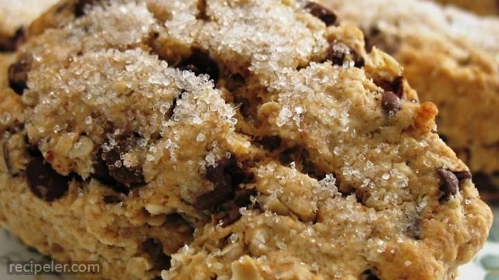 scottish oat scones