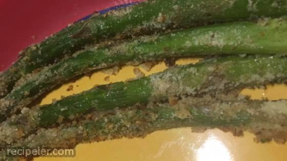 Seasoned Asparagus