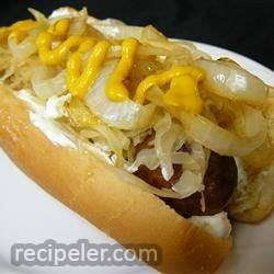 Seattle Cream Cheese Dogs