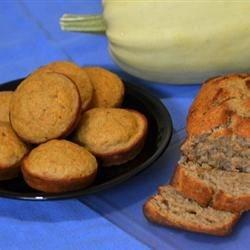 Shana's Spaghetti Squash Muffins