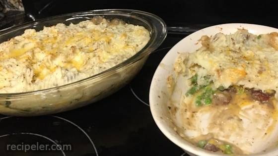 Shepherd's Pie Daddy's Way