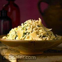 Simmered talian Rice